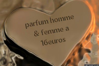 maybe parfum liste
